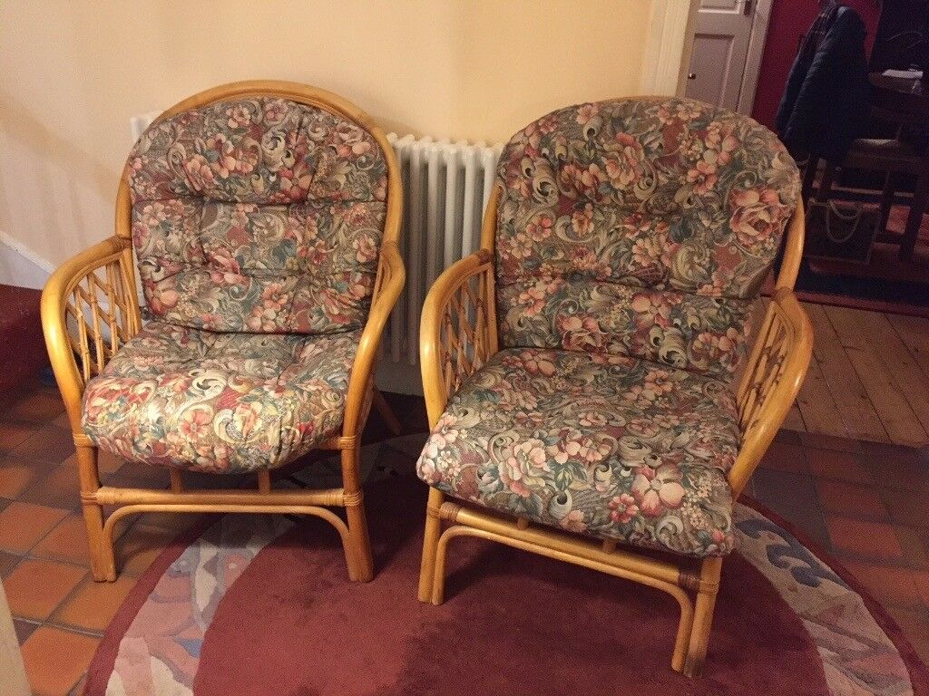 2 Conservatory/Sun Room Armchairs | in Linlithgow, West ...