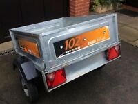 ERDE 102 lightweight trailer