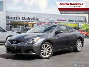 2010 Nissan Altima 3.5 SR|AS IS|BTOOTH|HTD LTHR|SAT|SROOF