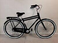 f 🚲🚲1Fully Serviced UNION DUTCH City Bike 3 Speed M Size Warranty Lightweight 🚲🚲