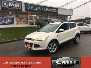 2014 Ford Escape SE 4X4 NAV ROOF *CERTIFIED*