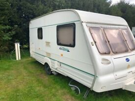 Bailey Ranger 450/2 2001 with awning. V good condition. Currently sited in Ryedale area of Yorkshire