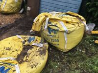 Empty bulk bags (15-20)