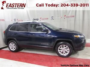 2015 Jeep Cherokee NORTH 2.4L M-AIR TURBO 4X4 8.4 UCONNECT 9SPD