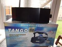 Tango Disco (dual scanflower) light for sale