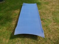 FOLD UP CAMPING BEDS