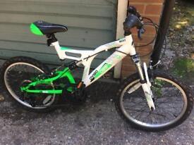 Children's mountain bike (6-9 yrs)