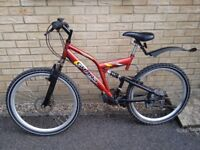 5 bikes for sale