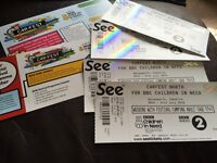 Carfest North weekend camping tickets