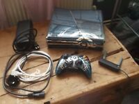 LIMITED EDITION HALO 4 XBOX 360 WITH 40 PRE LOADED GAMES
