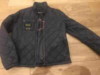 Barbour jacket size 10/11 years