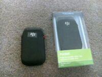 2x Slip cases for Blackberry Bold 9790