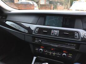 high spec professional navigation heated seats