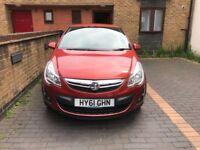 Vauxhall Corsa 2011 (61 plate), Automatic transmission for SALE.