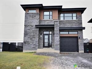 394 500$ - Maison 2 étages à vendre à Mascouche