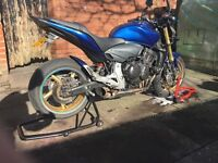 Honda Hornet 600 ( 12 plate w/ABS) perfect summer bike!!