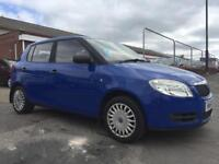 2008 SKODA FABIA 1.2 LITRE 5 DOOR *UP-TO-DATE SERVICE HISTORY* JAN 2019 MOT *AUX IN*