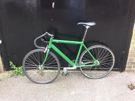Fixed Gear Small Track Bike