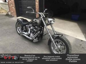 2007 Harley-Davidson FXSTS Springer Softail