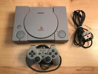 Sony PS1 Playstation 1 - Excellent condition