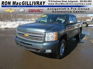2012 Chevrolet Silverado 1500 LTZ 4x4, .. Heated Leather Seats,