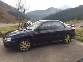 Series McRae Subaru Impreza for sale or P/X vw transporter LWB or van