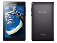 Lenovo Tab 2 - A7 7 Inch 8GB Wi-Fi Android Tablet - Purple/Blue/Black