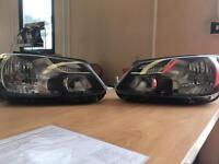 2012 VW Caddy Headlights