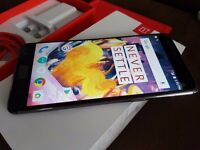 OnePlus 3T Latest Model Unlocked.