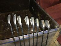 2nd Hand Nike Irons