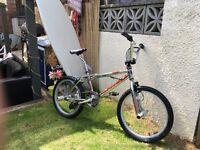 OLD SCHOOL BMX GT DYNO CLASSIC RETRO FAB CONDITION £350