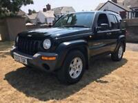 Jeep cheroke sport 2.5 Diesel 12 months mot 120k miles £1450