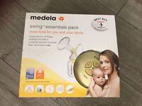 Medela swing electric breast pump - quick sale