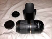 Lens Tamron SP 70-300mm f/4-5.6 Di VC USD for Canon