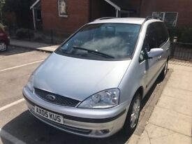 Ford galaxy turbo diesel 2005 7 seater ghia