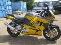 Honda CBR600F - Spares or Repair. ideal track bike