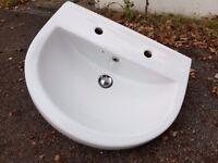 Bathroom sink, new & unused