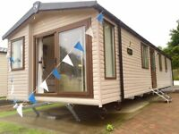 Static caravans for sale on Kiln Park with Guaranteed finance in Tenby near Saundersfoot