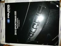 OEM Polaris ATV  Service Manuals. PRICE DROP!!!