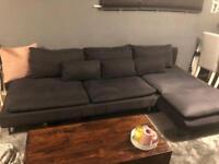 Ikea sofa Soderhamn corner