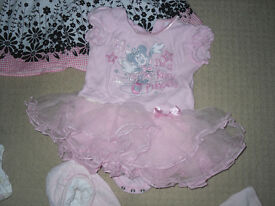 Bundle of 9-12 month clothes girls