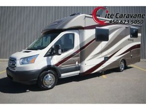 2019 Forest River SUNSEEKER 2380 TS TRANSIT FORD NEUF 2380 NOUVE