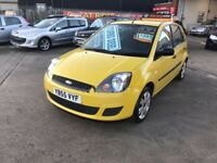 FORD FIESTA 1.4 DIESEL FULL MOT AND 3 MONTHS WARRANTY