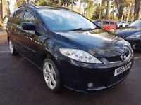 2008 Mazda 5 2.0 D Sport 7 Seater Low MIleage, NEW TIMING BELT AND WATER PUMP