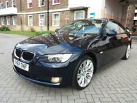 2009 Bmw 320d Se Manual Diesel 2Dr Coupe