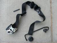 Corsa 3DR 2001-2006 Seat Belt Front Passenger Side N/S