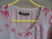 Jacques Vert - size 14 - Matching Hat - Top and Skirt - size 14