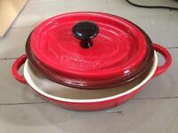 Original Kaiser casserole dish