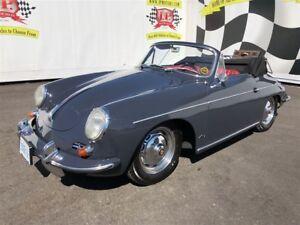 1962 Porsche 356 356B