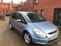 Ford SMAX 2007 MPV 7 SEATER TITANIUM 2007 ** DIESEL ** 7 MAIN DEALER SERVICE STAMPS ** 1 OWNER